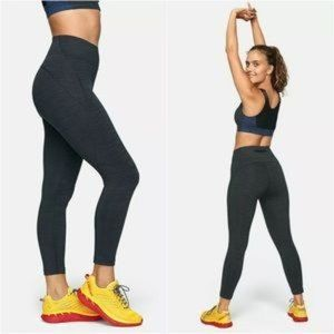 Outdoor Voices High Rise Tech Sweat 3/4 Leggings